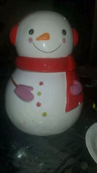 Frosty The Snowman Cookie Jar Yorktown Heights, 10598