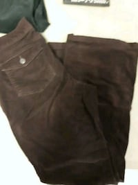 pant Eddie bower sz 10 flair Brown corderoys Billings, 59101