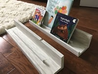 Double row bookshelves  Kitchener, N2A 4C4