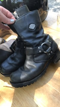 HD boots  Shelby, 44875
