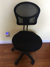 black and gray rolling chair San Jose, 95008