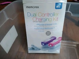 Wii charging system 2 battery packs