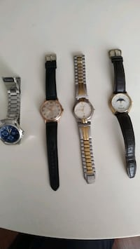 Lot olarak satilik citizen,casio,arlon,liza minelli Gürsu, 07070
