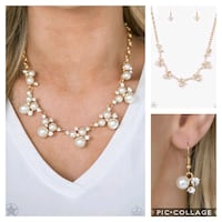Toast to the Perfection necklace  Gaithersburg