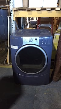 blue front-load clothes washer Detroit, 48228