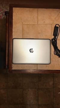 Hp notebook lightly used