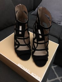 Michael Kors Black heels (obo) Thousand Oaks, 91360
