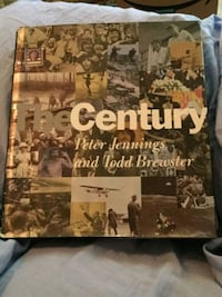 The Century book by Peter Jennings and Todd Brewst