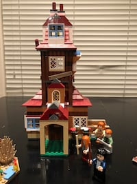 Lego Harry Potter 4840 The Burrow Chandler, 85248