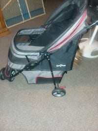 baby's gray and black jogging stroller Chillicothe, 45601