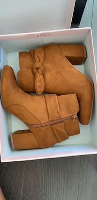 Just fab booties size 7.5