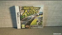 Need for Speed ​​Nitro Nintendo DS cas de jeu Sceaux, 92330