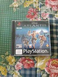 Atlantis l'impero perduto disney playstation 1 Milano, 20026