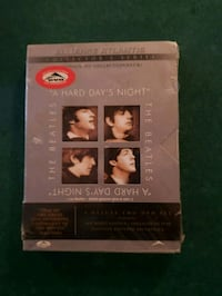 Beatles hard days night dvd NEW Port Colborne, L3K 5X1