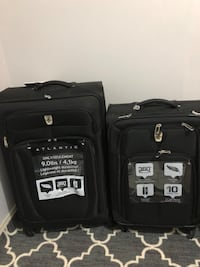 Save up to 70% off on all Atlantic Luggage