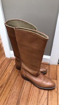 Frye women's leather boots size 6.5 Centreville, 20120