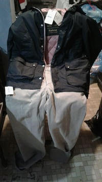 High End Coat and Pants