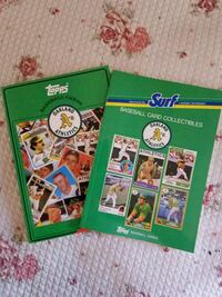 Topps Surf Card Books