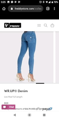 Freddy Jeans - low rise - Full lenght
