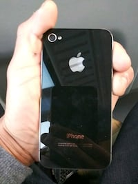 black iPhone 4 with case Antioch, 94509