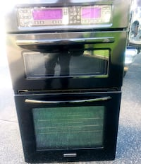 Frigidaire Double Oven( Microfiber) DELIVERY AVAILABLE
