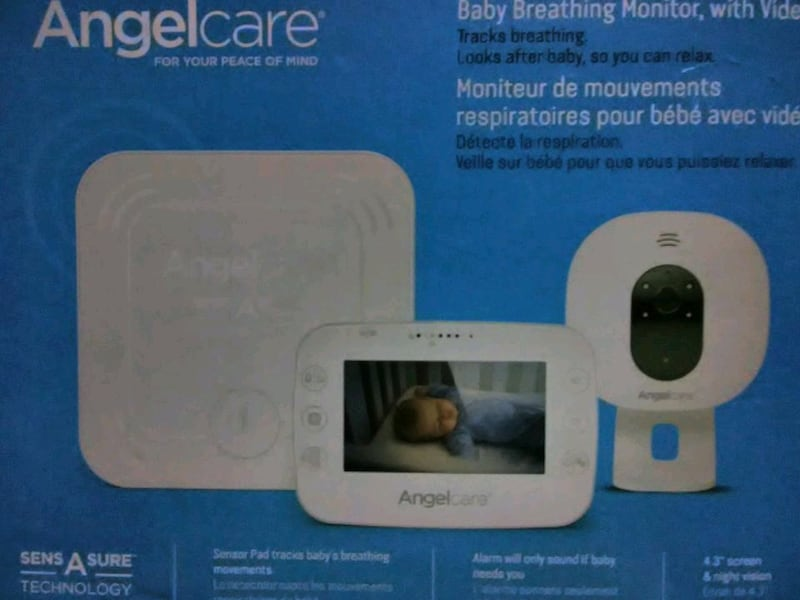 ANGEL CARE BABY MONITOR 52fe5f7d-75b6-41f0-931f-ee85aef00e29