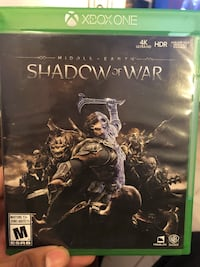Xbox one shadow of mordor  539 km