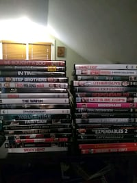 assorted DVD movie case lot Ottawa, 61350