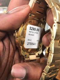 Watch, other ( Bold )Movado Watch .. Negotiable