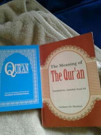 The Meaning of The Qur'an books Edmonton, T5A 2G4