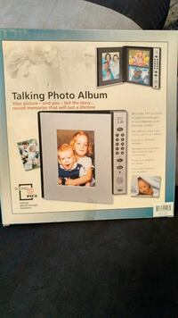 Talking Photo Album - New