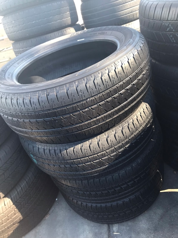 Set semi new Bridgestone 255/55/20 e84de17f-a642-4081-a4b8-c004ce19286a