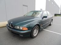 1997 BMW 528IA AUTOMATIC FULLY LOADED LOCAL RUNS GREAT NEW WESTMINSTER, V3M 0G6