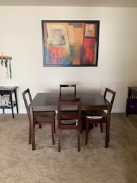 Dining Room Table and Chairs Silver Spring, 20910
