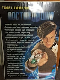 Doctor who! 2