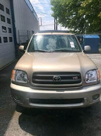Toyota - Sequoia - 2004 New York