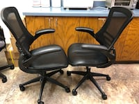 Two office chairs great condition! San Ramon, 94582