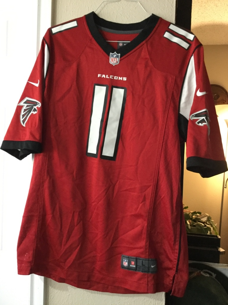 Photo Julio Jones Atlanta Falcons Jersey
