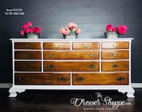 Gorgeous ethan allen dresser solid wood  Denton, 76209