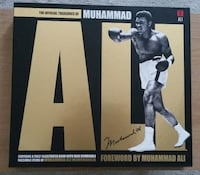 The Official Treasures of Muhammad Ali Hardcover Richmond