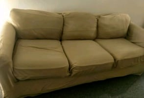 """Couch - 84"""" - made by Bauhaus"""