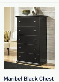 Maribel Black Chest    Houston