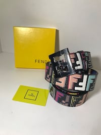 Fendi Colored Belt  Nesconset, 11767