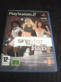 PS2 SingStar R&B Barcelona, 08003