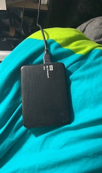Ultra my passport extended storage with cable 900gb 1tb Toronto, M6S 2R5