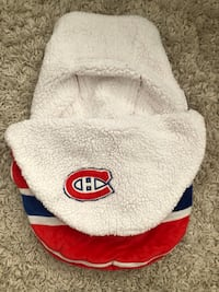 Habs Baby car seat cover