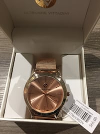New Adrienne Vittadini Women's Watch Kitchener
