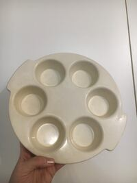 Microwave muffin pan Surrey, V3W