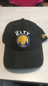 Brand NEW Golden State Snapback