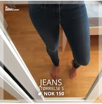 Jeans Oslo, 0790